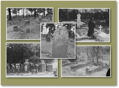 African American cemeteries in | Cemeteries in Person County, NC, c.1939, Dorothea Lange, photographer ...