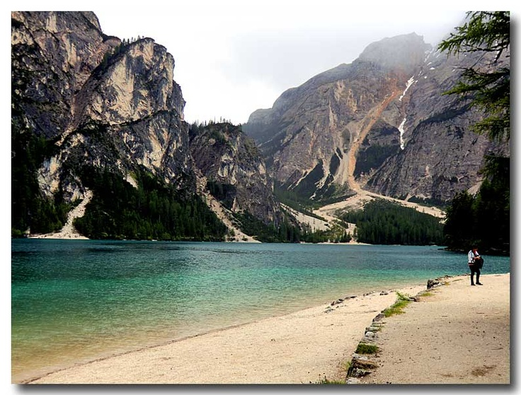 Bolzano Daily Photo: The Pragser Wildsee/Lago di Braies