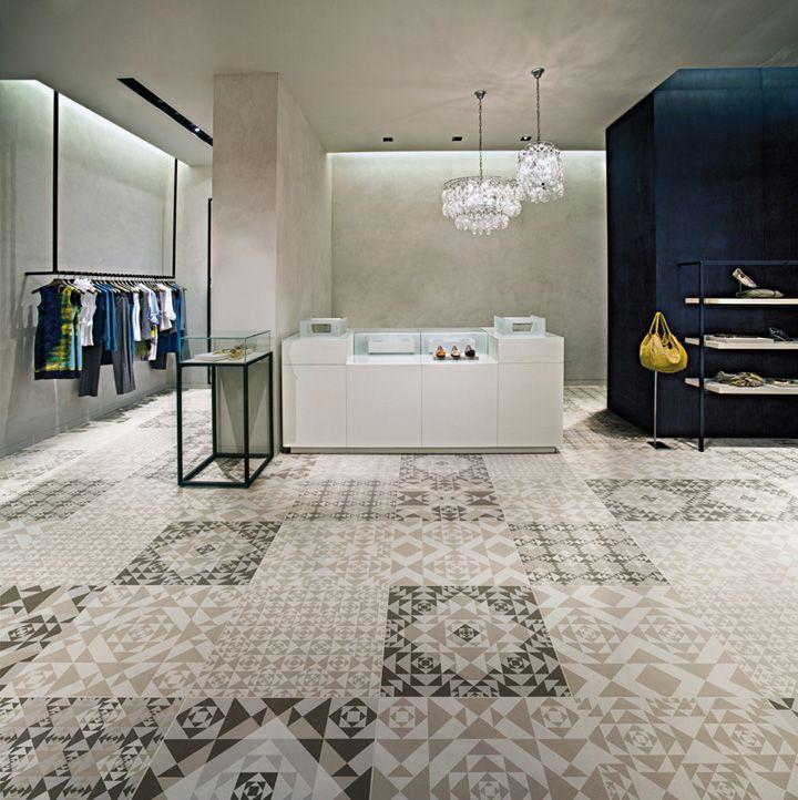Frame collection ceramic floor by Refin Ceramiche 02