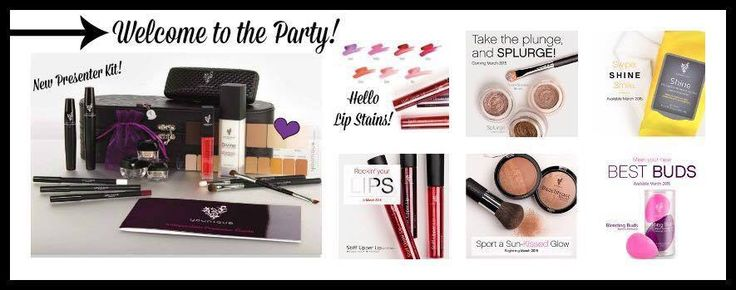 I have been so excited for our new releases...COLLECTIONS, PRESENTER's KIT($over $200 value!), lip stains, bronzers & new online catalog look!!! If you would be interested in Joining our amazing team or hosting an online party CLICK ON PIC or go to  https://www.youniqueproducts.com/hewalden
