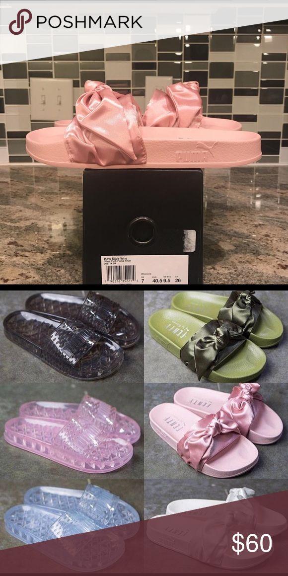 Rihanna puma slippers Puma Puma Shoes Slippers
