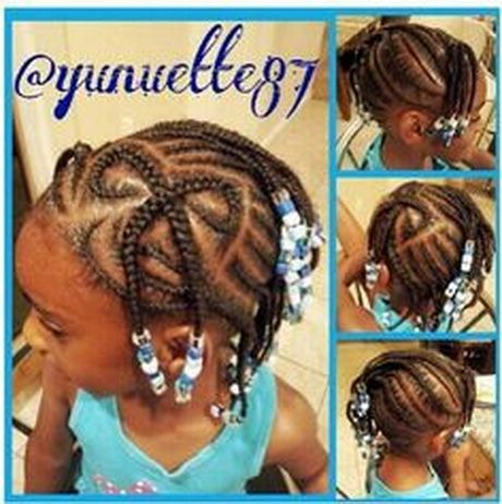 Little Girls Braided Hairstyles Gallery | Braided Hairstyles for Flower Girls