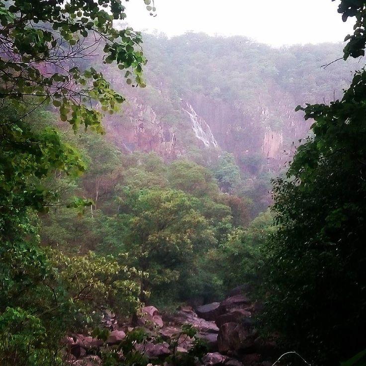 Ladh waterfall LATEHAR #incredibleindia #latehar #govindpathak #nature