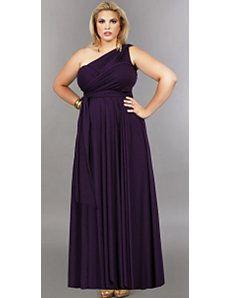 Size Convertible Bridesmaid Dress
