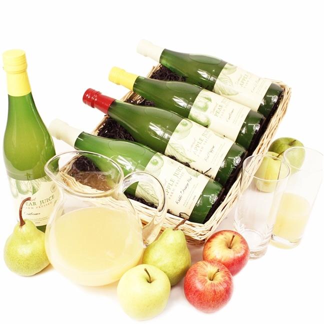 Somerset Apple Juice Sampler