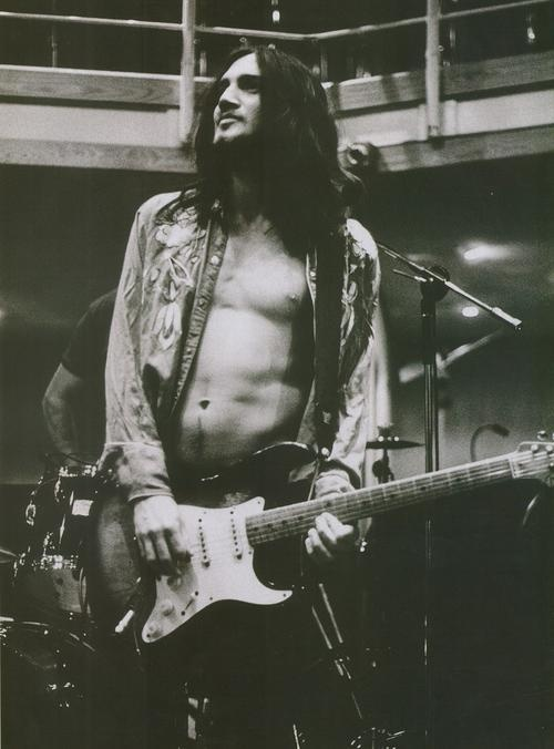 john frusciante pretty much sums up my whole life
