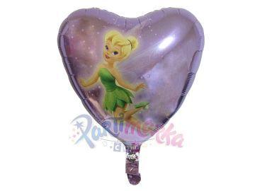 Tinkerbell Doğum Günü Folyo Balonu