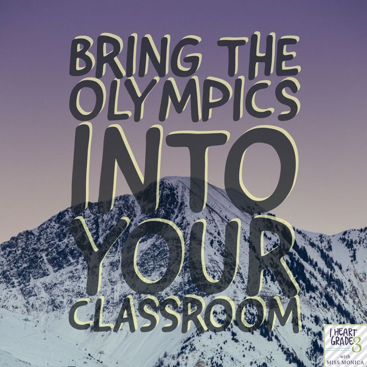 Bring the Olympics into Your Classroom