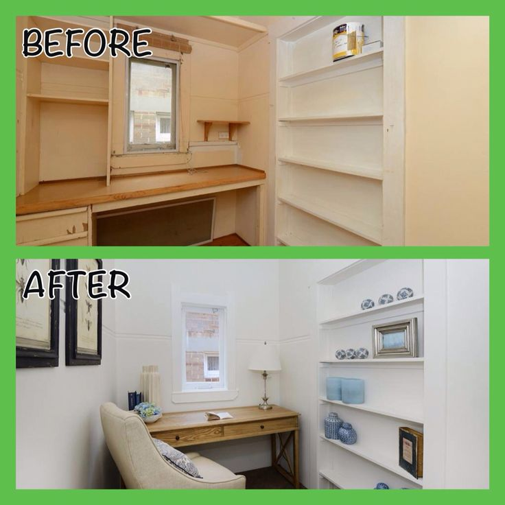 Study #Renovation #beforeandafter