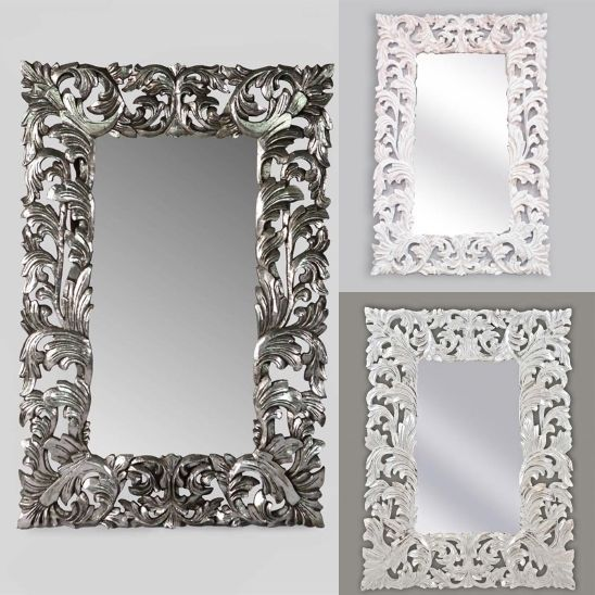 Elegant barroque mirror... mother's day idea gift