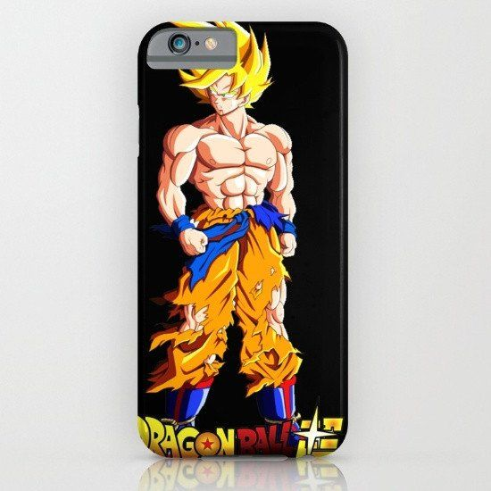 Goku Super Saiyan 4 iphone case, smartphone - Balicase