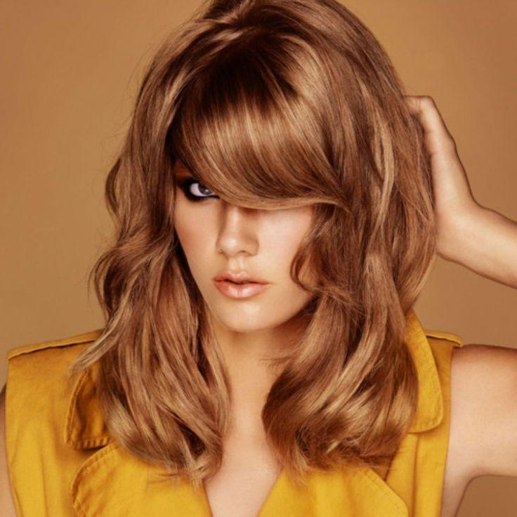 Brown hair colors for fair skin
