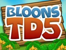 There are some violent games on this site but most are fine. A good game on this site is Bloons TD5.