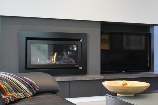 fireplace and mantle design by  www.blackcockatoointeriors.com.au