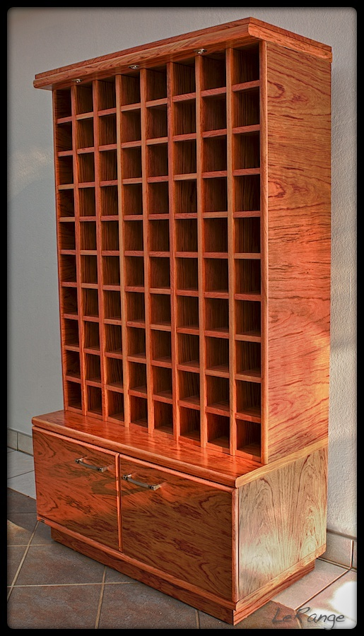 The Ideal Yarn Cabinet Place Your Projects Hooks And