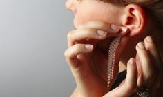 L'astuce pour porter des boucles d'oreilles quand vos oreilles sont sensibles