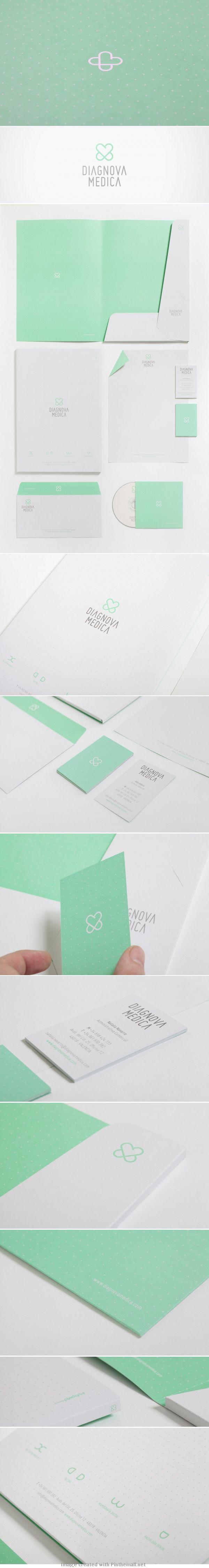 corporate business branding visual identity design card letter head brochure