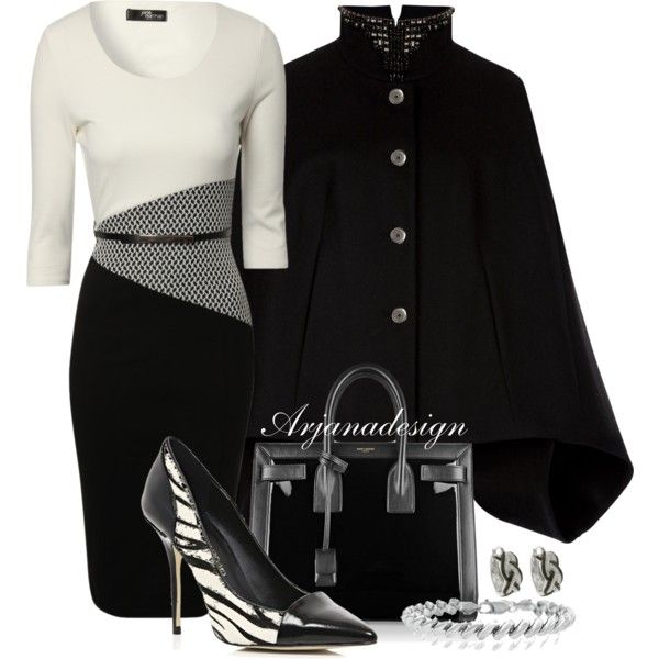 """Love the style, but without the jewelry...""""JANE NORMAN DRESS"""" by arjanadesign on Polyvore"""