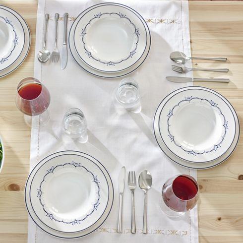 Exceptional Stilvolles Tafelservice Der VILLEROY U0026 BOCH GROUP Eleganz Für Ihren Tisch