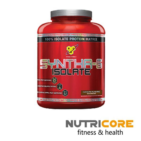 SYNTHA 6 ISOLATE 4L | Nutricore | fitness & health