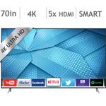 Vizio® M70-C3 70-in. Smart 4K Ultra HD LED TV