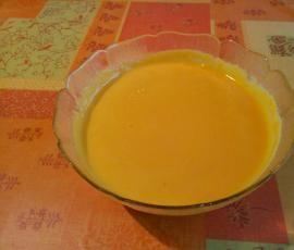 Recette Velouté carottes, pommes de terre, vache qui rit par louloute54 - recette de la catégorie Soupes