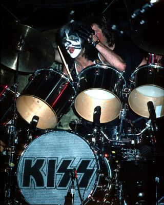 Peter Criss                                                                                                                                                      More