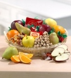 Fruit, Snacks and Cheese baskets $49.99
