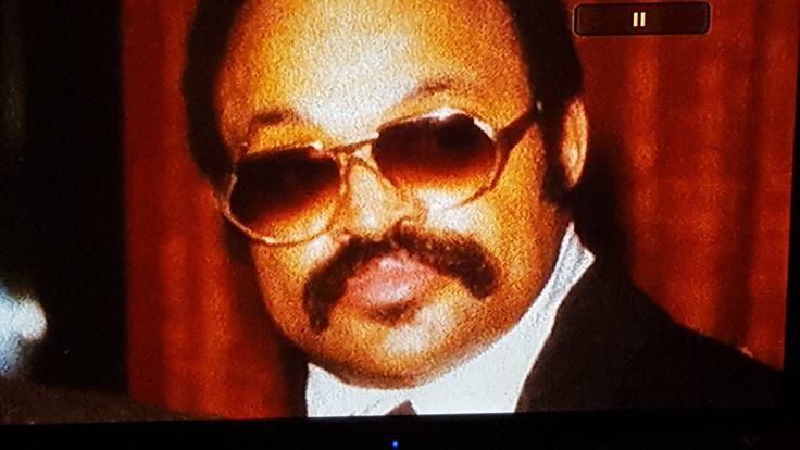 Thee black Caesar of Uptown New York. Nicky Barnes.