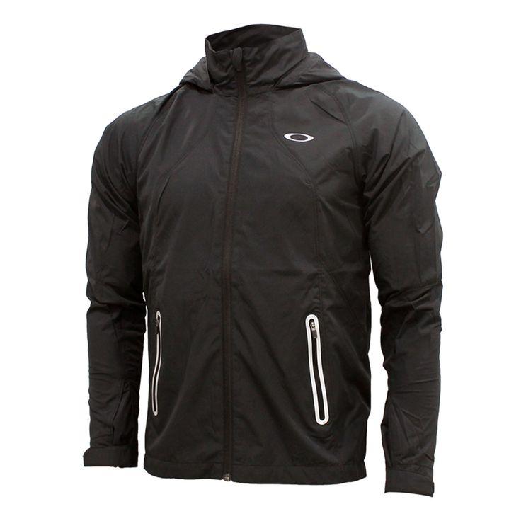 JAQUETA OAKLEY JACKET, ideal para seus treinos nos dias mais frios. #corrida #running #correr #saude #oakley #corridaderua