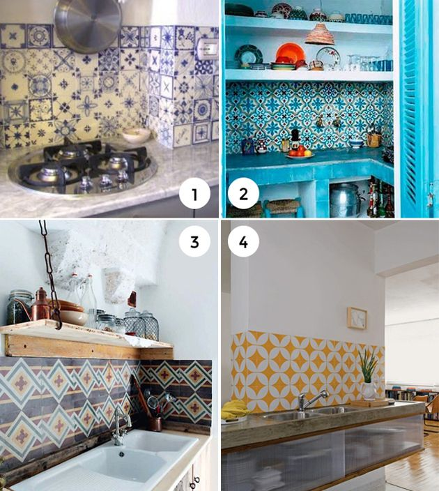11 Beautiful Tile Options for Your Kitchen
