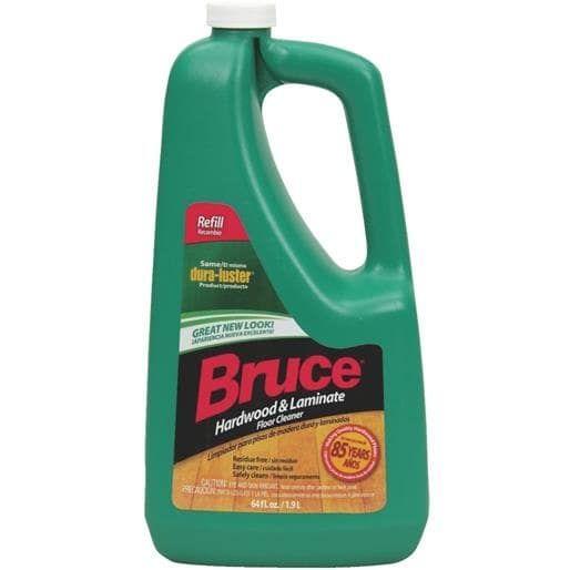 Bruce Hardwood Floor 64Oz Hdwd/Lam Fl Cleaner WS109R Unit: Each