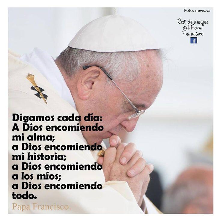 Frases en imagenes: Frases del Papa Francisco-Mayo 2015