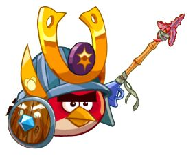 Angry birds epic1 red class