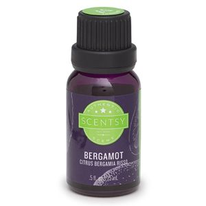 Bergamot Essential Oil 15 mL  Harvested for its bright, lovely aroma, citrus bergamia risso quietly elevates your mood.