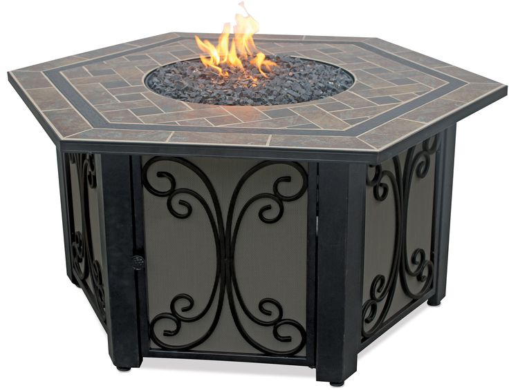 20 best Outdoor LP Gas Fireplaces images on Pinterest | Gas fires ...