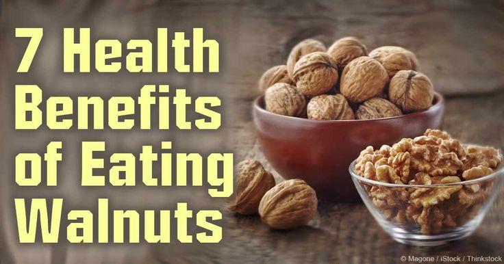 7 Benefits of Eating Walnuts Walnut's Nutrition