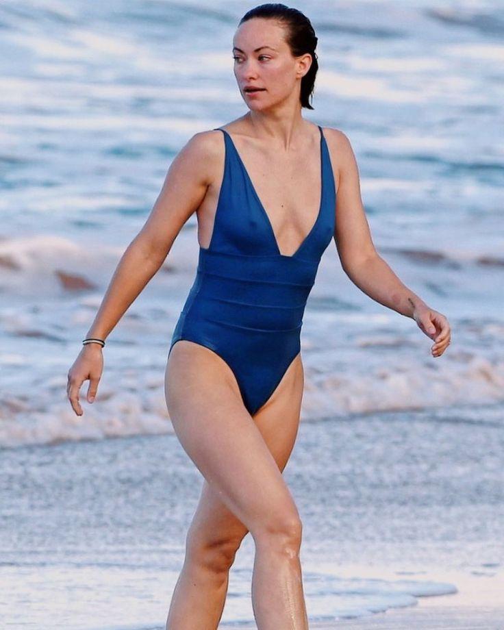#Bikini #OliviaWilde Olivia Wilde in a Blue Bikini on Hawaii 11/22/2017 | Celebrity Uncensored! Read more: http://celxxx.com/2017/11/olivia-wilde-in-a-blue-bikini-on-hawaii-11222017/