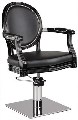 Royal Styling Chair Classic salon design. #Salonideas