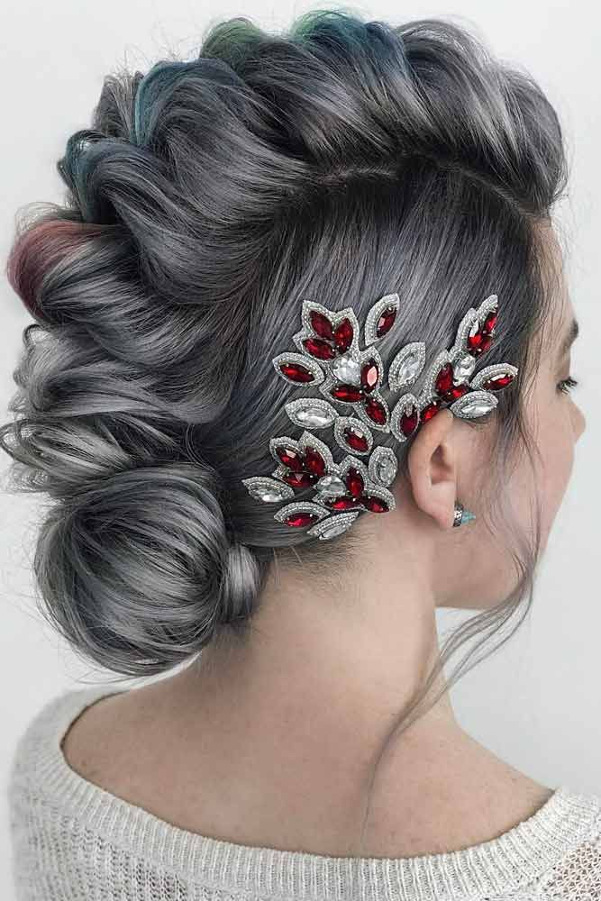 24 Cool And Daring Faux Hawk Hairstyles