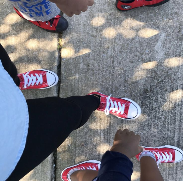 A great Sunday spent raising awareness for food allergies with @FoodAllergy Research & Education while wearing our @redsneakersforoakley ❤️ -from Nohemee Berhane #foodallergies #awareness #livlikeoaks #redsneakersforoakley #foodallergymom #motherhood #kids #lifethreatening #foodallergy