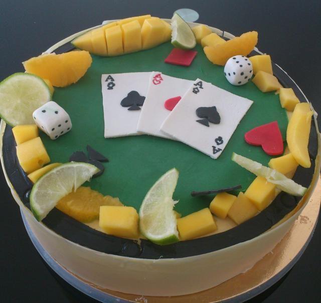 Poker exotique, Recette de Poker exotique par Cindy R. - Food Reporter