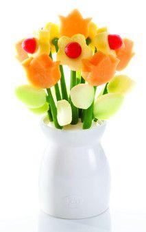 Flower Power frugtbuket - Lad vasen bære frugt!