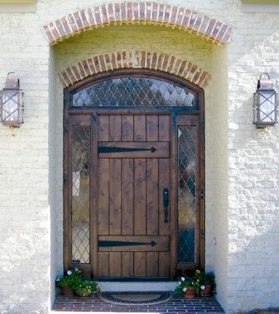 Entry way upgrade a collection of other ideas to try for Country style doors