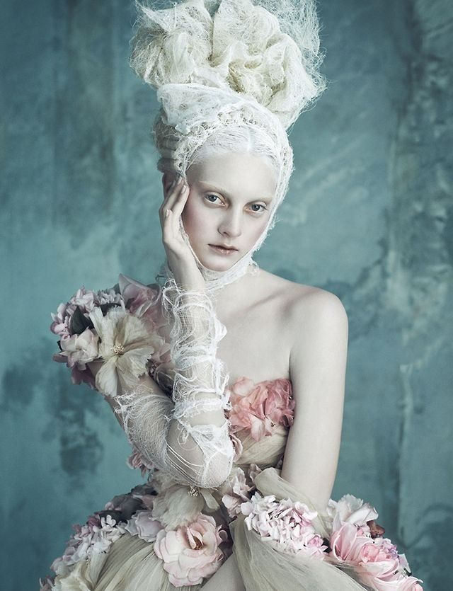 Rococo inspired