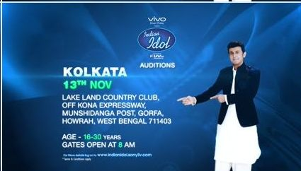 Indian Idol – Kolkata Audition – Promo  http://www.playkardo.me/12289-indian-idol-kolkata-audition-promo/