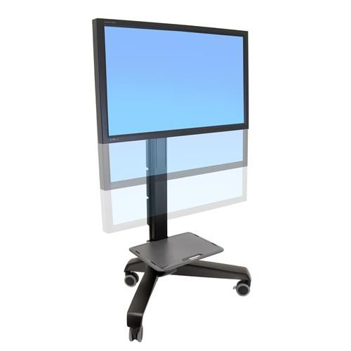 Display Cart | Neo-Flex Adjustable TV Cart | Ergotron