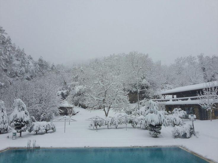 Kar, kar ve yine kar...