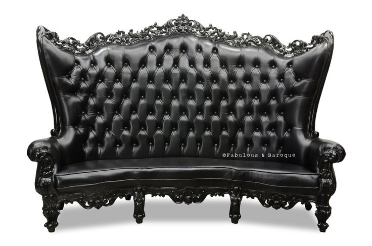 Fabulous and Baroque's Absolom Roche 96 Sofa