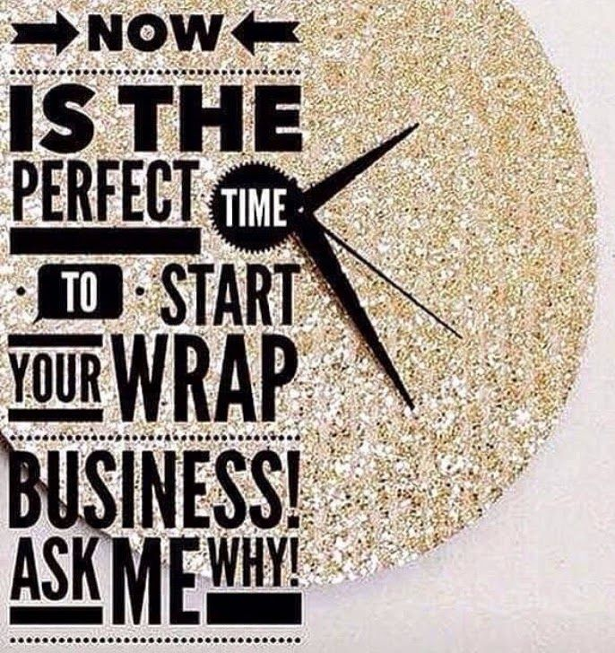 Www.wrapitupwithsandi.com Join my team. One team One mission. #itworks